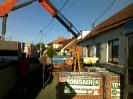 Rekonstrukce střechy OÚ - 10-2011